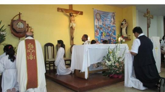 Hermana Ruita. Ofrenda su vida al servicio de la misión