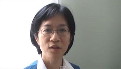 Cecilia Lueng, china, nos comparte su historia vocacional