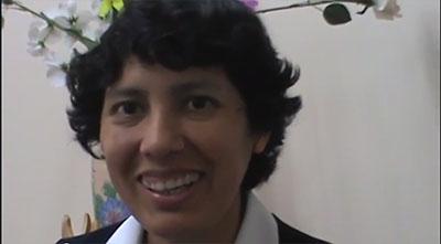 Ruth Rodriguez, habla de su vocación