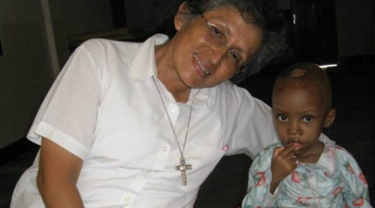 Testimonio de Amor : Hermana Rossana Henriquez, misionera en RD Congo