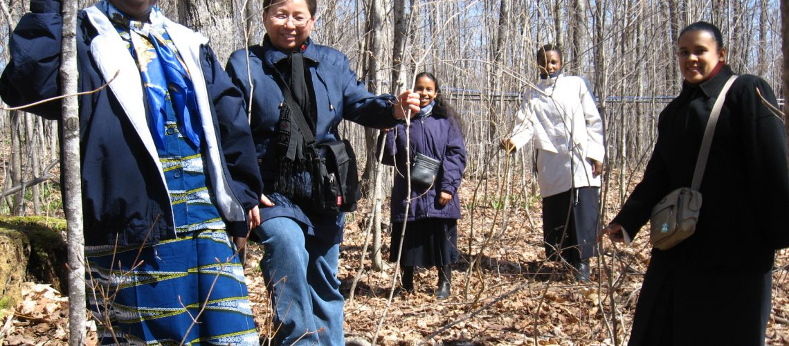 Primer Noviciado Internacional Marzo 2010