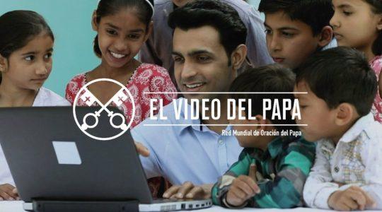 Las redes Sociales Video del Papa Junio 2018