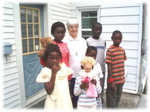 missionnaires mnda