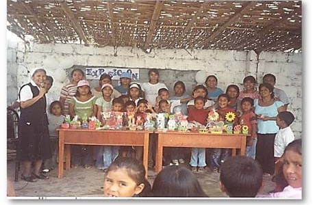 Mission à Huacho Chicho