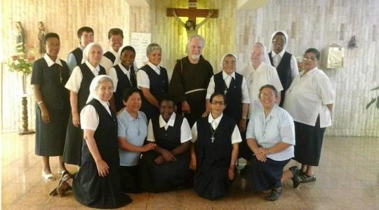 Retraite annuelle de nos Sœurs de la Région du Pérou