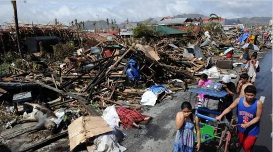 Typhone Haiyan- nov-2013