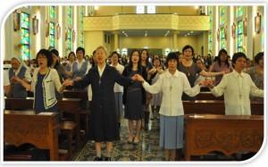 4 School Opening Mass