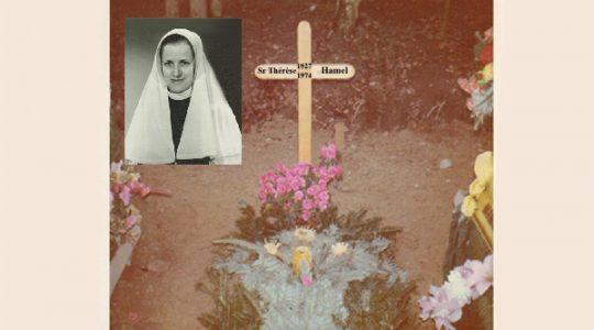 Le 14e épisode : Une bien grande épreuve; la mort accidentelle de ma chère grande sœur Thérèse.
