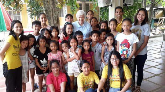 Le 20e épisode : à 80 ans, un nouveau départ en mission : Les Philippines