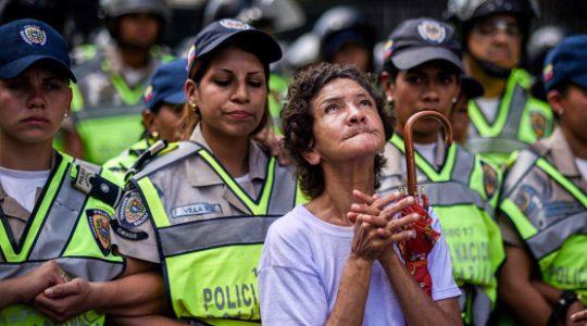 Au Venezuela, l'Église appelle à une journée de prière avant les élections