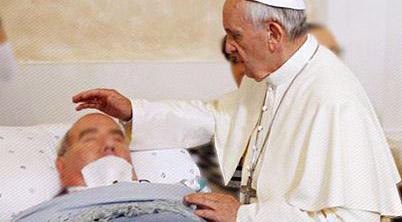 Le Pape François détaille sa pastorale de la santé aux malades