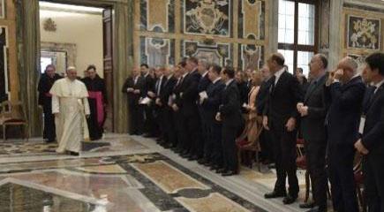 Face à l'antisémitisme, le Pape François fustige l'indifférence