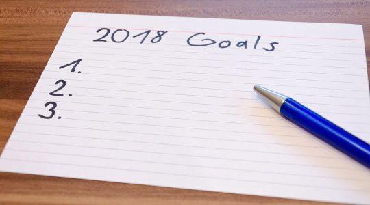 4 bonnes résolutions réalisables pour la nouvelle année