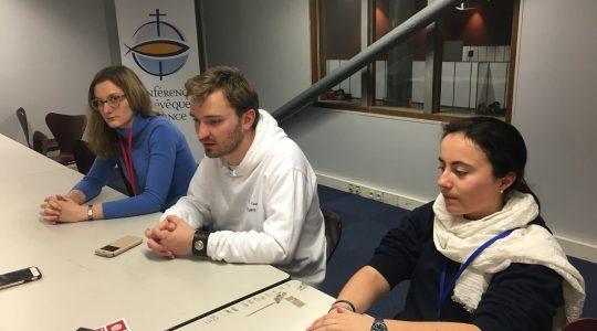 Synode des jeunes : Claire Caralp portera la voix des jeunes actifs