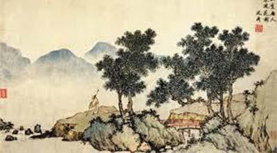 Un moine chinois