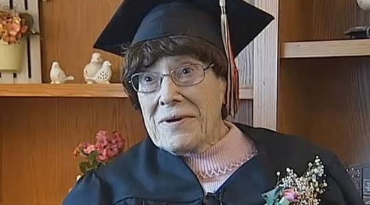 États-Unis : Elle obtient son bac… à 103 ans !