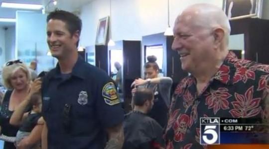Il sauve la vie du médecin qui avait sauvé la sienne 30 ans plus tôt