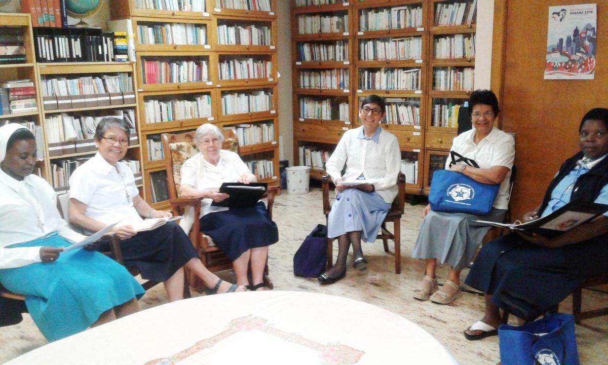 Groupe de Miriam
