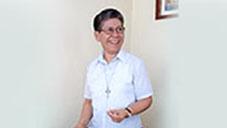 Visite de soeur Maria Lucia à la communauté de Butare