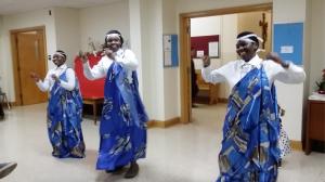 5 Danse rwandaise