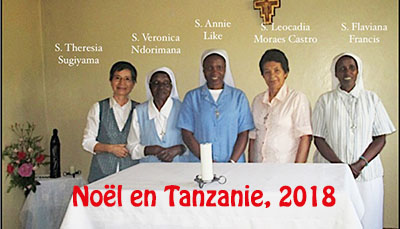 Noël en Tanzanie