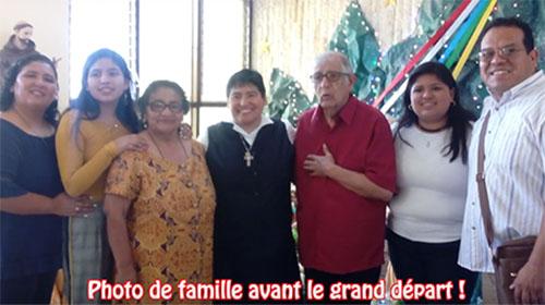 Envoi missionnaire de S. Katerine Ponce