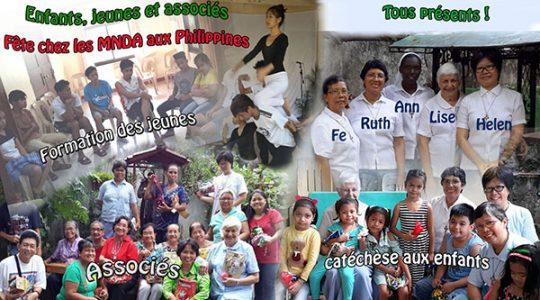 Noël chez les Soeurs MNDA aux Philippines