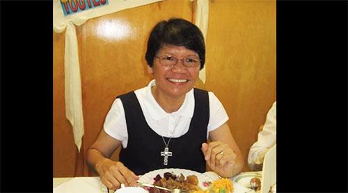 Soirée de prière pour Soeur Graciela San Diego