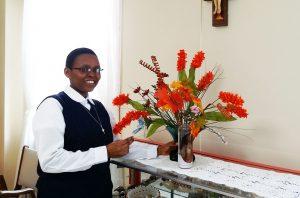 Florence et fleurs