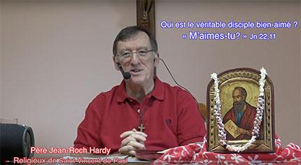 Vidéo 10 : Qui est le véritable disciple bien-aimé ? « M'aimes-tu ? » Jean 22,11
