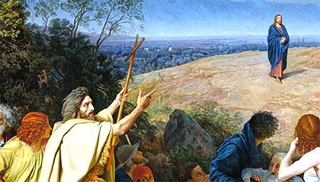 Vidéo 4 : Témoignage de Jean Baptiste et appel des disciples « Ils le suivirent » Jn1,19