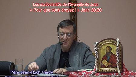 Vidéo 2 Les particularités de l'Évangile de Jean « Pour que vous croyez ! » Jean 20,30