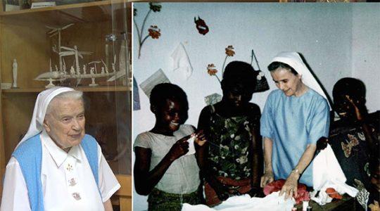 Vidéo #4/5 Mission de Sr Madeleine en Afrique