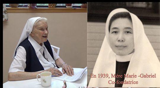 Vidéo # 2/5 :  Formation au postulat et au noviciat en 1939