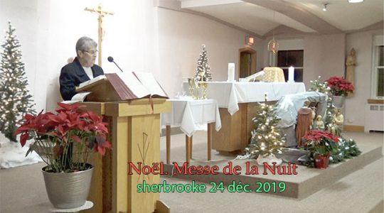 Messe de nuit de Noël ( Vidéo #1/5)