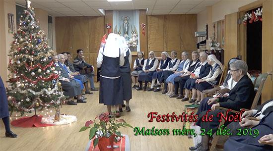 Soeurs Missionnaires De Notre Dame Des Anges Festivites