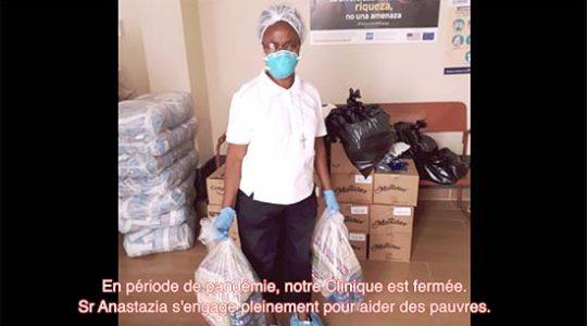 Mission au Pérou - Aide aux immigrants et aux pauvres du quartier